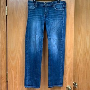 Used Kut by the Cloth Catherine boyfriend jean